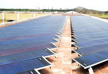 Einstein College of Engineering, Tirunelveli; Capacity – 100 kW