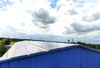 KLF Nirmal Industries, Perundurai, Capacity – 265 KW