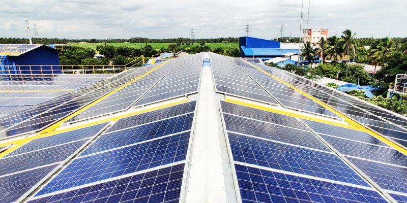 KLF Nirmal Industries, Perundurai, Capacity – 265 KW