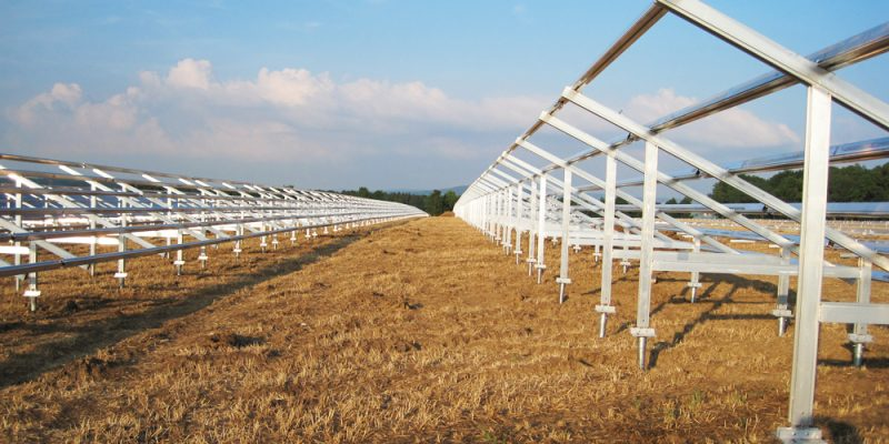 4 MW Utility Scale Solar PV Power Project in Location, Germany